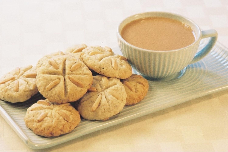 Khatai - Parsi Sweet Cookies Photo courtesy Sheriar Hirjikaka