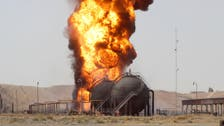 Oil well blown up in northern Iraq, North Oil Company says