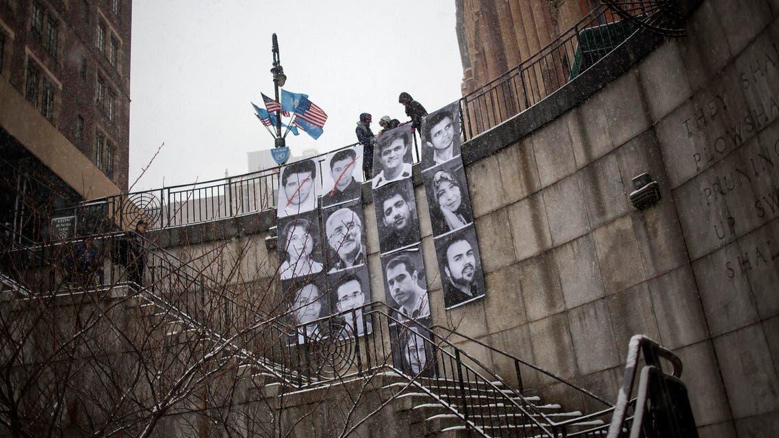 iran prisoners of rights