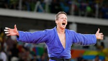 Belgian judoka chases thief, gets punched hours after his win in Rio