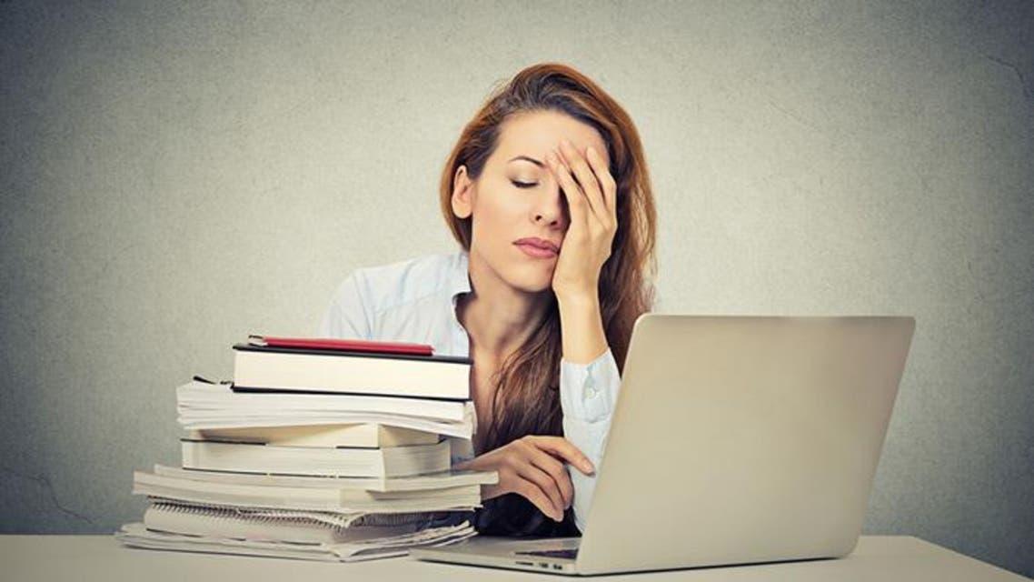 fatigue الإرهاق