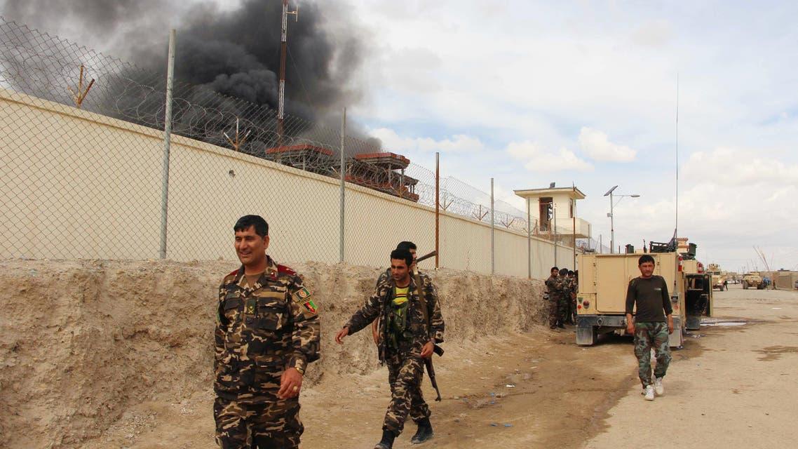 afghan forces