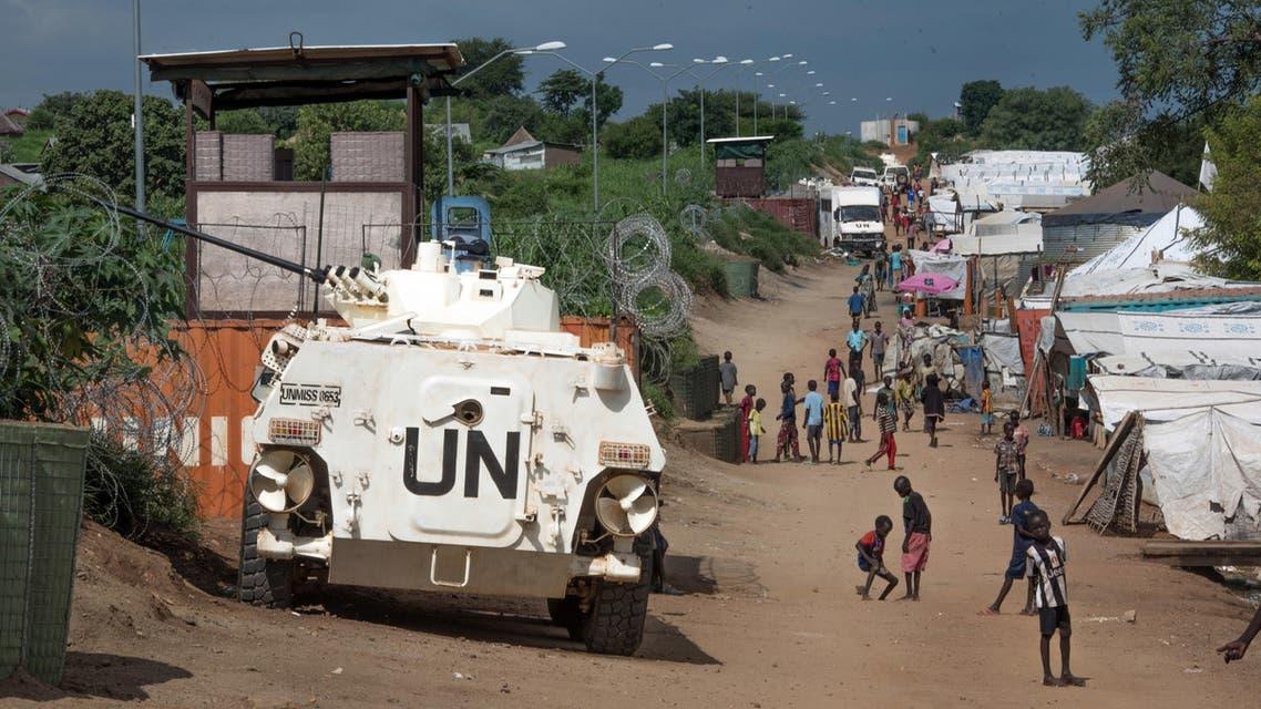 un south sudan