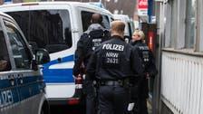 Police raid suspected militants in west German towns
