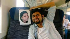"""بھارتی شہری کا دلہن کی """"تصویر"""" کے ساتھ ہنی مون !"""