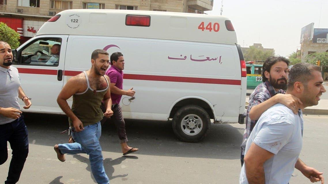 مستشفى يرموك بغداد