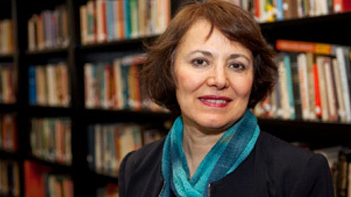 This undated photo shows retired Iranian-Canadian professor Homa Hoodfar. A Tehran prosecutor said on July 11, 2016 that Hoodfar, who is a retired professor at Montreal's Concordia University, is among four people with foreign ties indicted on unknown charges in the Islamic Republic. (AP)