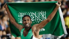 Saudi suspends sprinter Masrahi from running for four years