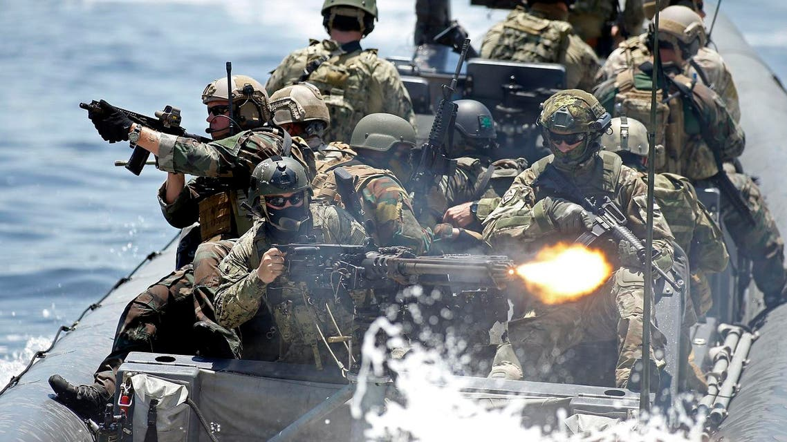 Operators from 17 countries participate in an International Special Operations Exercise at SOFIC, the Special Operations Forces Industry Conference, in Tampa, Florida, May 21, 2014. (File photo: Reuters)