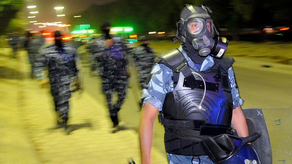 Kuwait Police Special Forces  AP