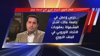 من هو العالم الإيراني شهرام أميري الذي أعدمته إيران؟