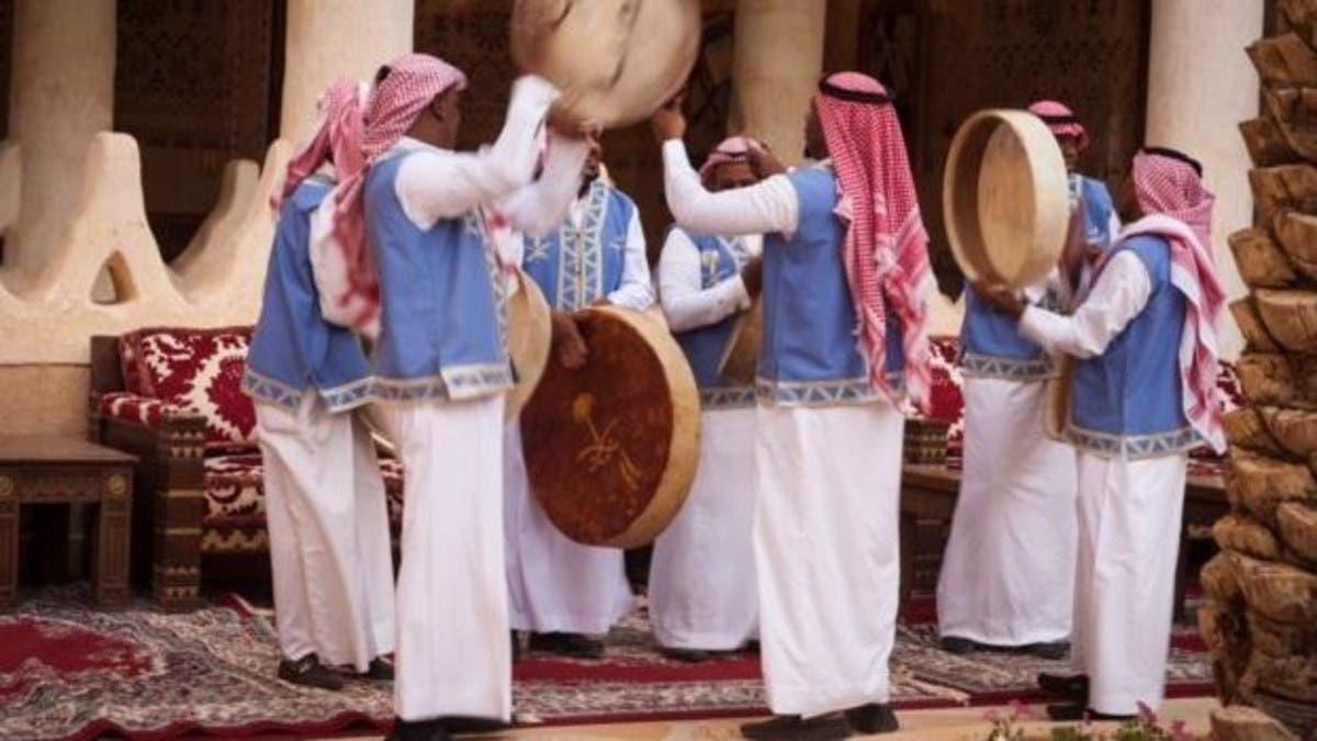 هذه أشهر الرقصات الشعبية في السعودية