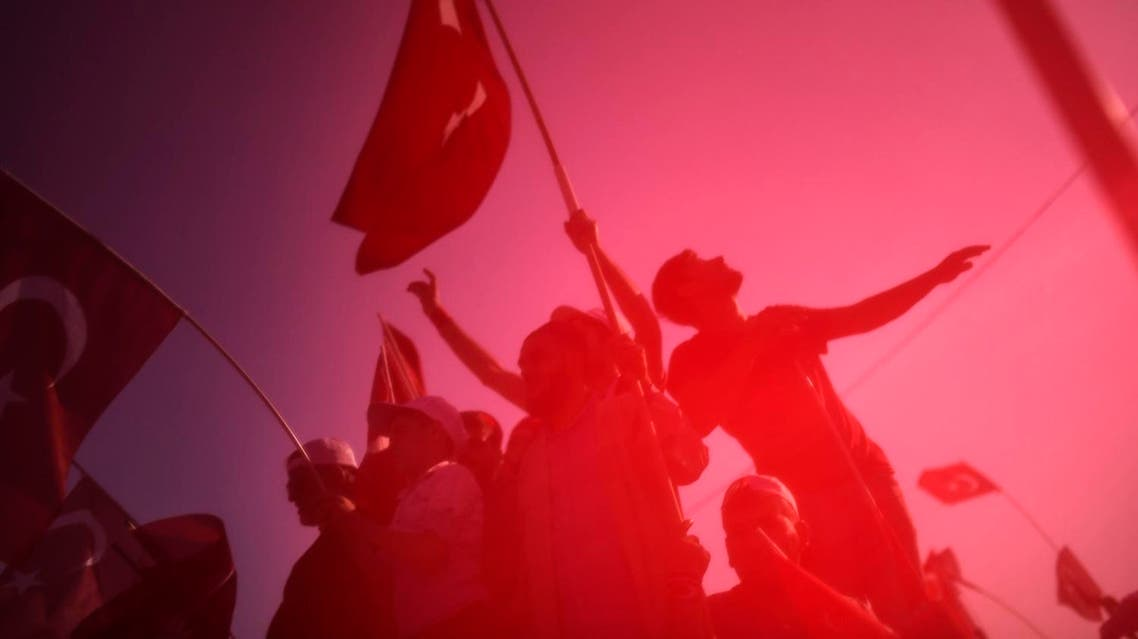 Erdogan and many Turks have been incensed by what they see as the undue concern of Europe over a crackdown after the abortive July 15 coup attempt. (AFP)