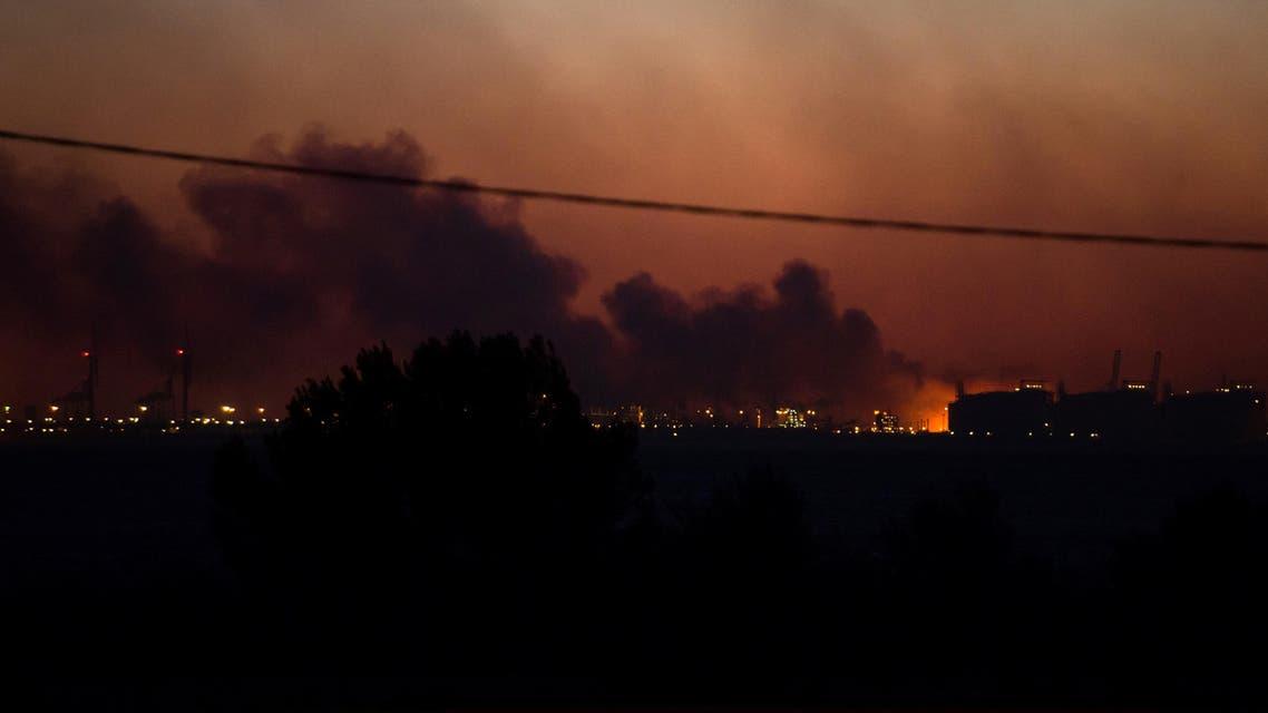 حرائق غابات في فرنسا - فرانس برس