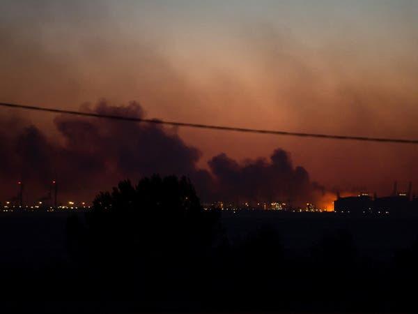 فرنسا.. حرائق غابات تلغي رحلات جوية