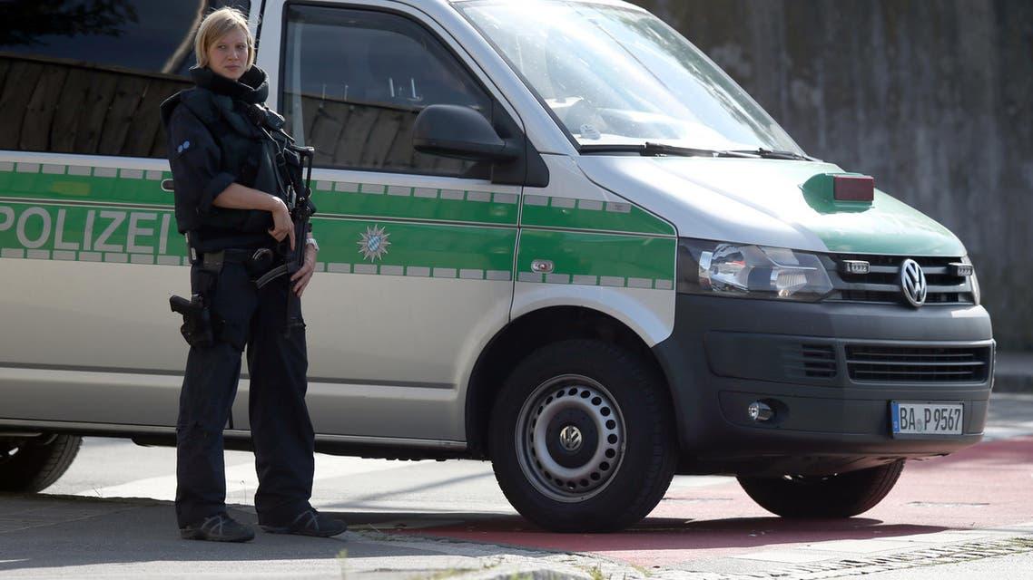 german police security