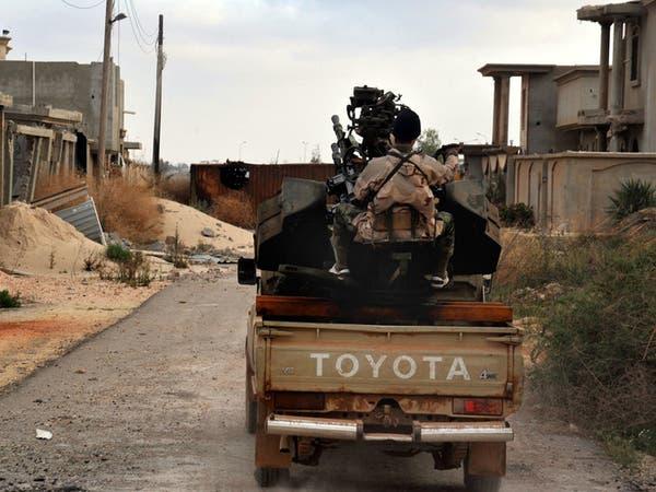 ليبيا.. الجيش يسيطر على كامل منطقة الهلال النفطي