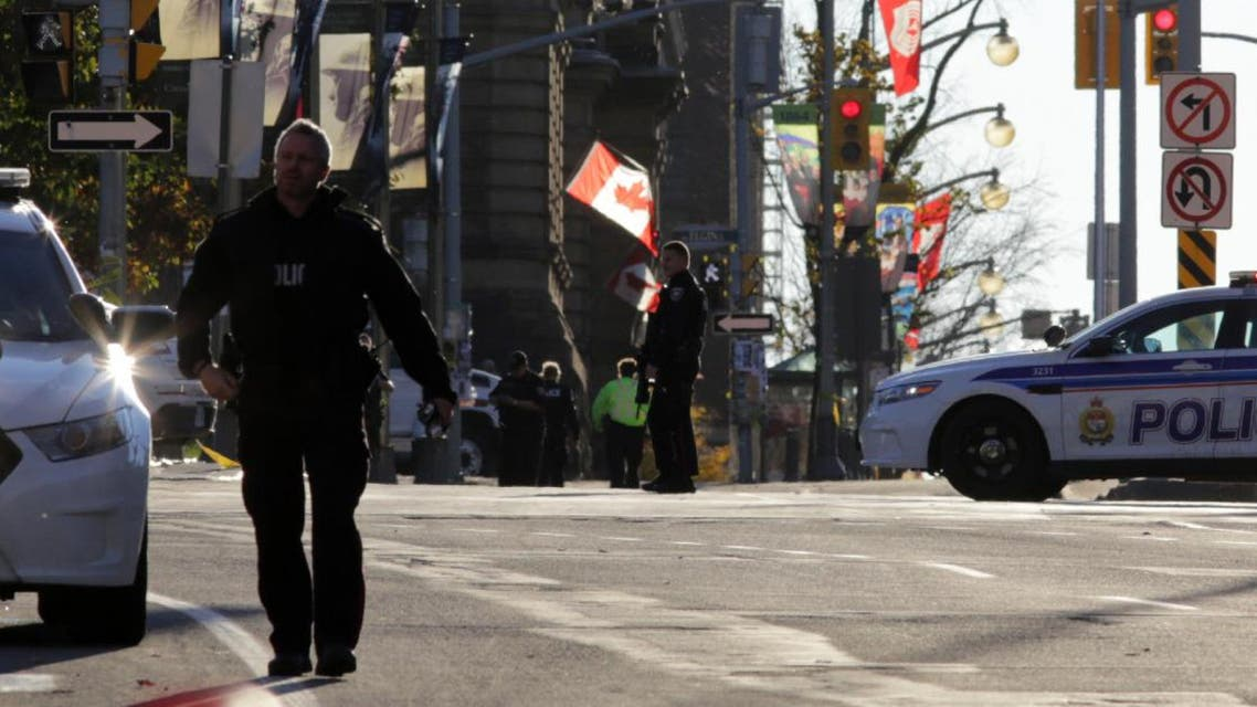 Canada was the target of two separate lone wolf attacks in October 2014 in Quebec and Ottawa, resulting in the death of two soldiers. (AFP)