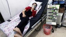 Syria doctors issue plea over Aleppo siege