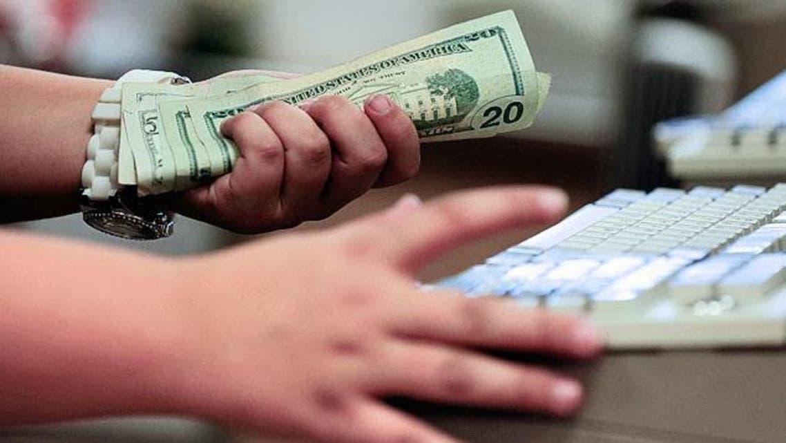 انفاق استهلاك أميركا دولار