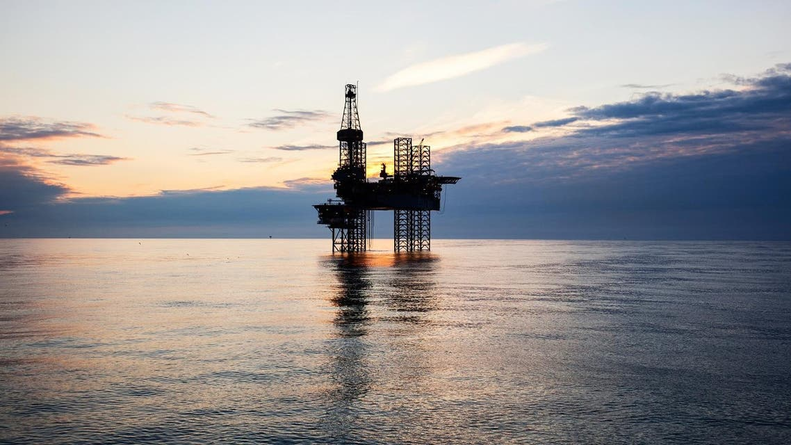 Brent crude futures were trading 1 cent a barrel higher at $46.05 per barrel by 1000 GMT, from a three-week high of $46.66 earlier in the day (Shutterstock)
