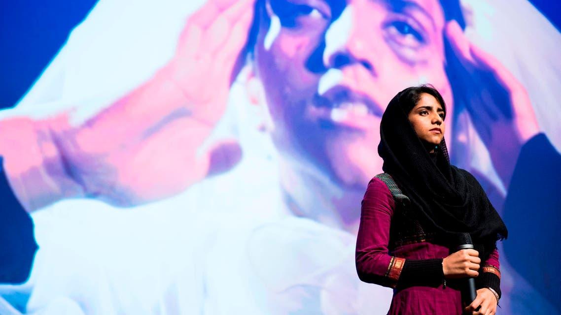 مغنية راب أفغانية مراهقة تغني وتدعو إلى منع زواج القاصرات