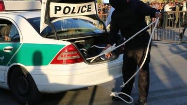 بالصور..هكذا يتم الإعدام في إيران لترهيب الشعب