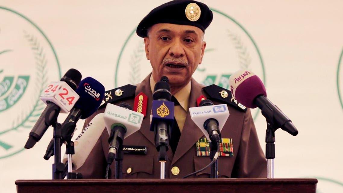 Saudi Interior Ministry spokesman Maj Gen Mansour al-Turki (File Photo: AP)