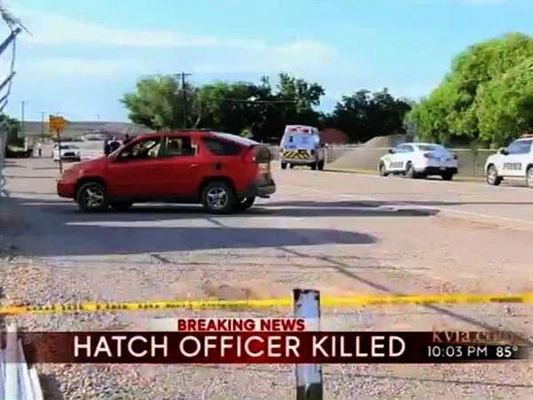 أميركا.. مقتل شرطي بالرصاص في نيومكسيكو