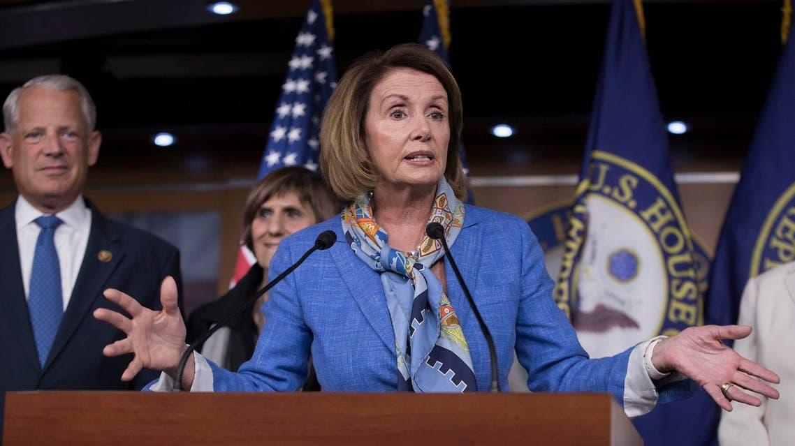 Nancy Pelosi AP