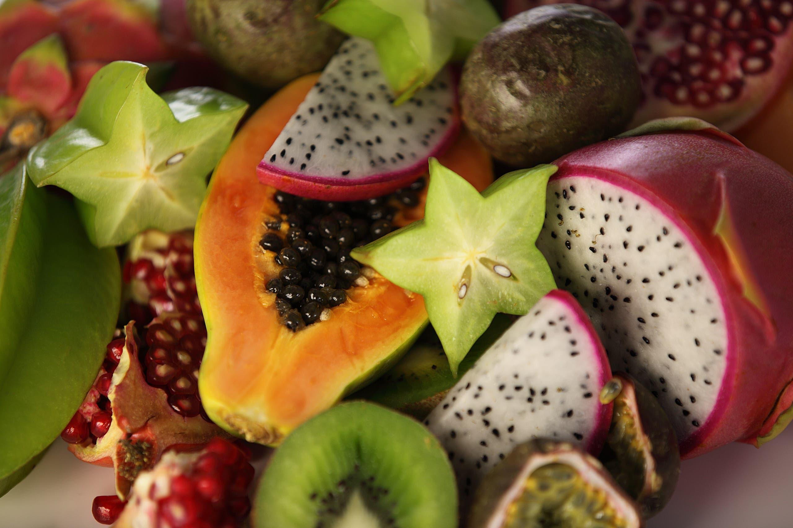 Frutas Tropicais (Shutterstock)
