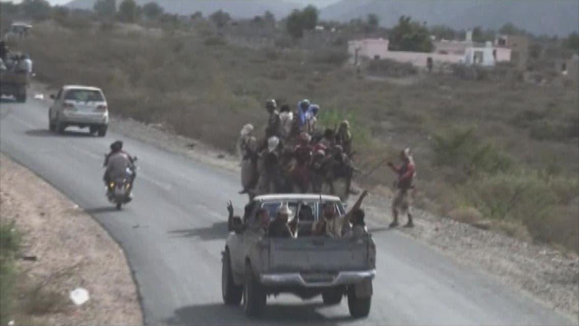 THUMBNAIL_ عملية للجيش اليمني ضد القاعدة في أبين بدعم من التحالف