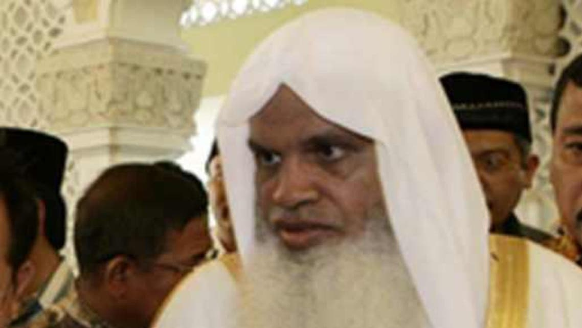 الشيخ علي بن عبدالرحمن الحذيفي