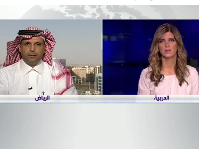 """العمران لـ""""العربية"""": مراهنات تراجع الريال """"غير واقعية"""""""
