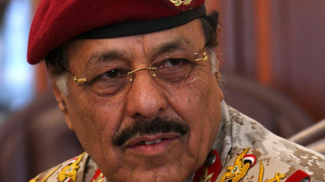 علي محسن الأحمر