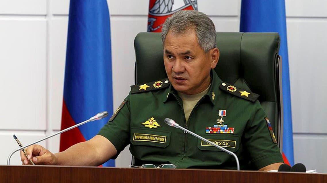 وزير الدفاع سيرغي شويغو