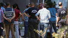 Istanbul police raid courts for coup suspects