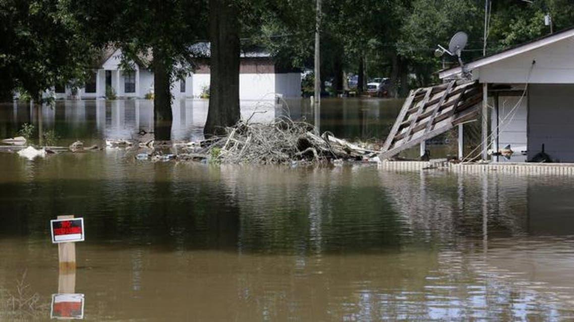 فيضان لويزيانا