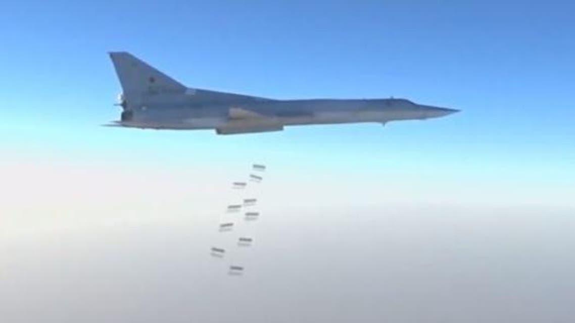 روسيا تنشر قاذفات بقاعدة إيرانية لتوجيه ضربات بسوريا