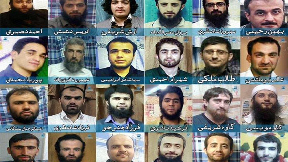 السجناء الذين أعدموا
