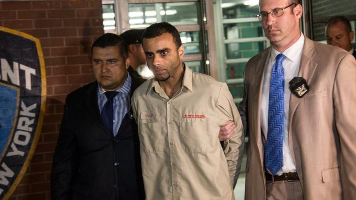 القاتل لامام مسجد في نيويورك