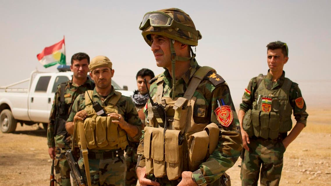 Kurdish forces, AP