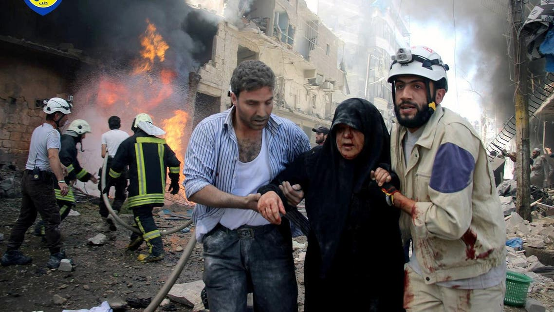Fighting for Aleppo has become the focal point of the nation's civil war, now in its sixth year. (File photo: AP)