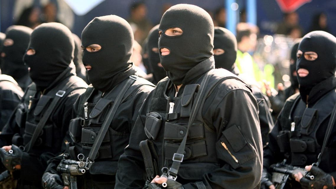 iran special forces reuters