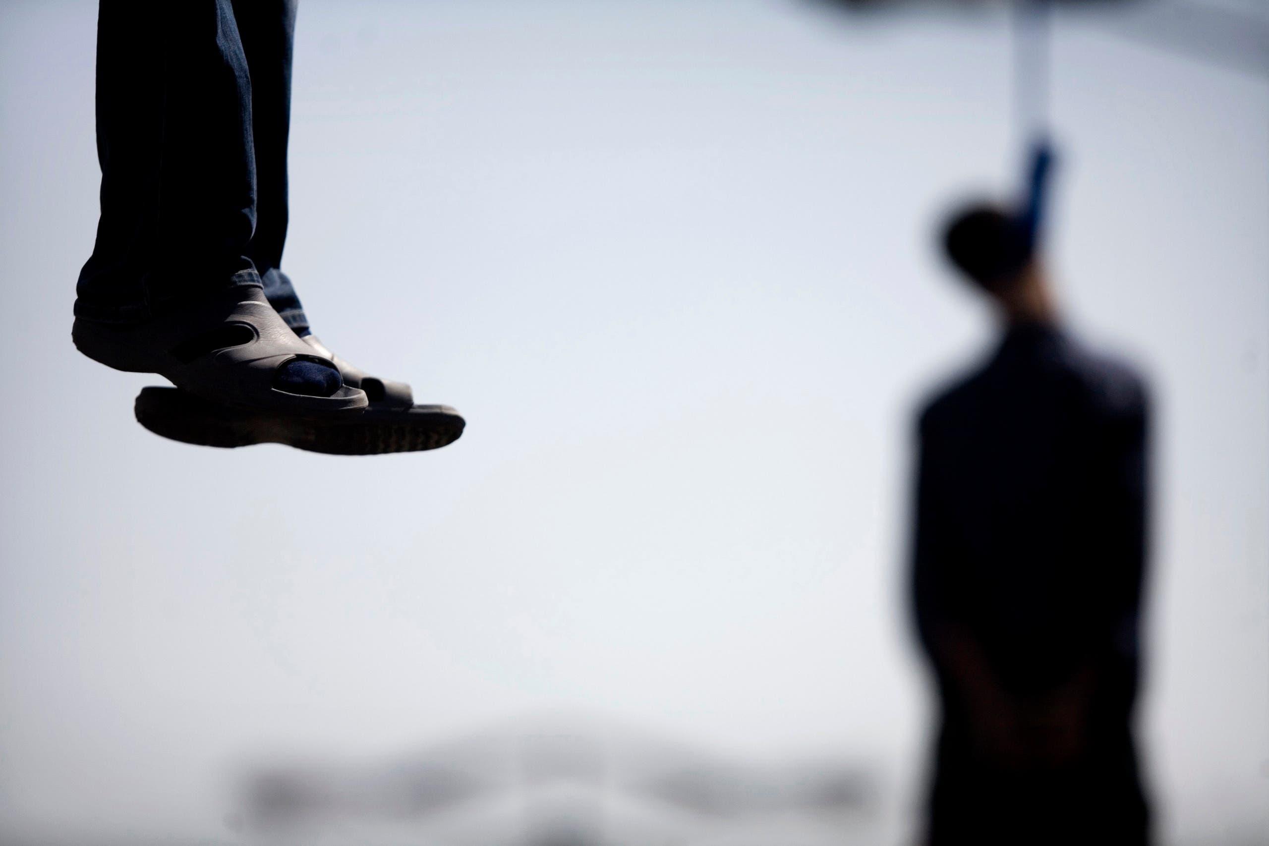 iran hanging reuters