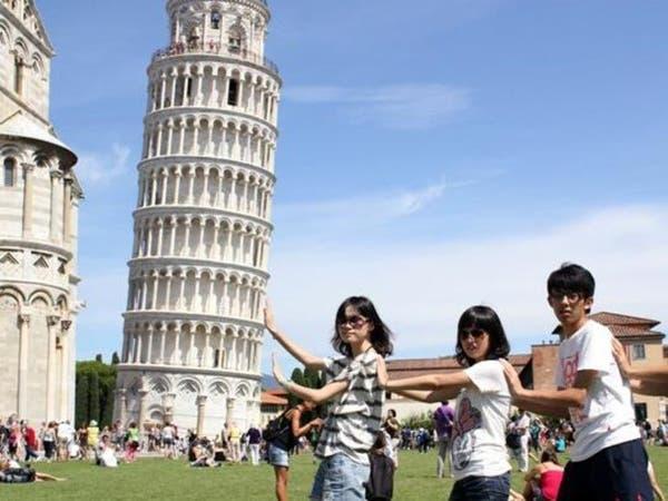 السياحة في إيطاليا تسير عكس السياسة والاقتصاد