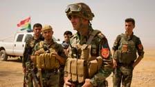کرد 'البیشمرکہ' فورسز نے موصل کے نواح میں قدم جما لئے