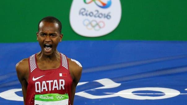 Mutaz Barshim wins first silver Olympic medal for Qatar
