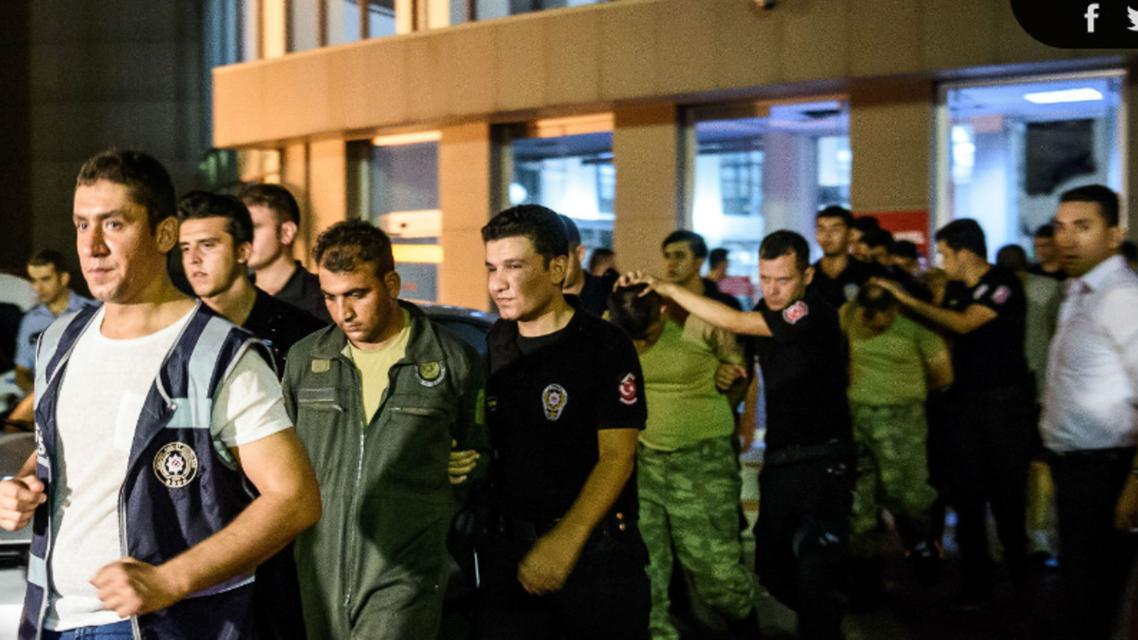 Turkey to free 38,000 people. (AFP)