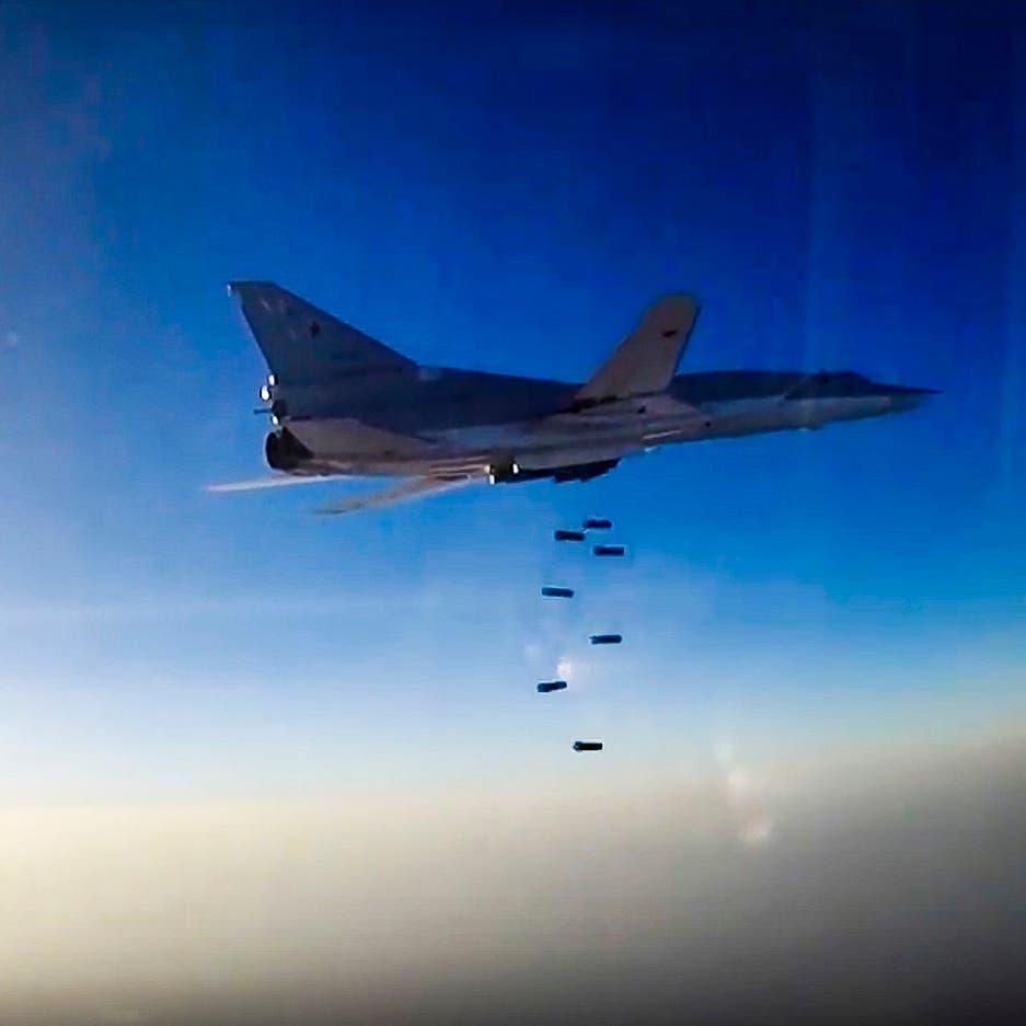 داعش يتسلل في البادية السورية.. ومقتل 21 بغارات روسية